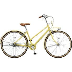 ブリヂストン BRIDGESTONE 27型 自転車 マークローザ 3S(E.Xヴィンテージイエロー/内装3段変速) MRK73T 6340【組立商品につき返品不可】 【代金引換配送不可】