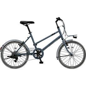 ブリヂストン BRIDGESTONE 20型 自転車 マークローザ M7(T.Xダークアッシュ(ツヤ消しカラー)/外装7段変速) MRK07T 6341【組立商品につき返品不可】【b_pup】 【代金引換配送不可】