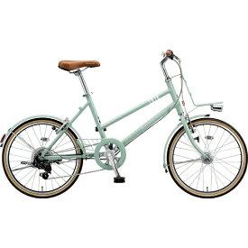 ブリヂストン BRIDGESTONE 20型 自転車 マークローザ M7(E.Xグレイッシュミント/外装7段変速) MRK07T 6344【組立商品につき返品不可】【b_pup】 【代金引換配送不可】