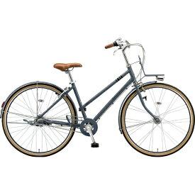 ブリヂストン BRIDGESTONE 27型 自転車 マークローザ 3S(T.Xダークアッシュ(ツヤ消しカラー)/内装3段変速) MRK73T 6335【組立商品につき返品不可】 【代金引換配送不可】