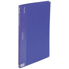 ビュートン Beautone B4クリアブック20P ブルー