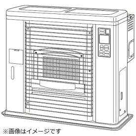 サンポット Sunpot FFR-703SX R FF式輻射暖房機 ゼータスイング シェルブロンド [木造18畳まで /コンクリート29畳まで /対流式]