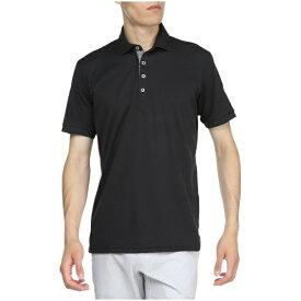 ミズノ mizuno メンズ ゴルフウエア 半袖シャツ ハイドロ銀チタン半袖シャツ シャツ衿(Lサイズ/ブラック)52MA902009