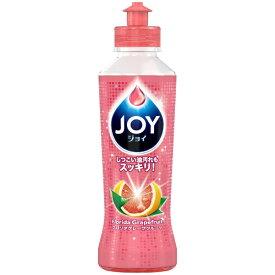 P&G ピーアンドジー JOY(ジョイ)コンパクト フロリダグレープフルーツの香り 本体〔食器用洗剤〕