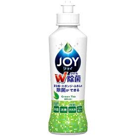P&G ピーアンドジー JOY(ジョイ)除菌ジョイコンパクト 緑茶の香り 本体〔食器用洗剤〕
