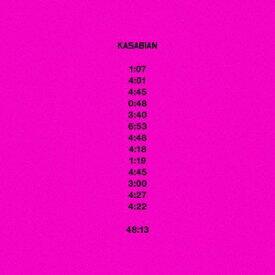 ソニーミュージックマーケティング カサビアン/48:13 【CD】