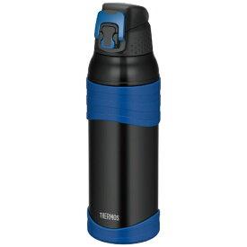 サーモス THERMOS 真空断熱スポーツボトル 1000ml ブラックブルー FJC-1000-BK-BL[FJC1000BKBL]