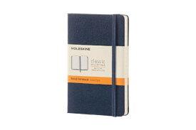 MOLESKINE モレスキン カラーノート ノートブック ハードカバー ルールド(横罫) Sブルー Pocket