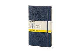 MOLESKINE モレスキン カラーノート ノートブック ハードカバー スクエアード(方眼) Sブルー Large
