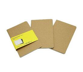 MOLESKINE モレスキン カイエ ジャーナル スクエアード(方眼) 3冊セット Pocket
