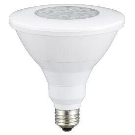 オーム電機 OHM ELECTRIC LED電球 ビームランプ形 150形相当 E26 電球色 防雨タイプ 調光器対応 LDR13L-W/D11