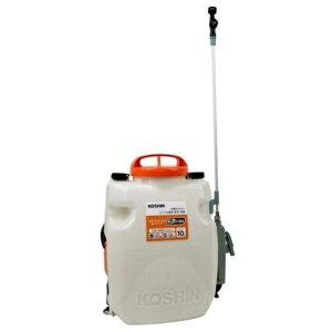 工進 KOSHIN SLS-10 充電式噴霧器 専用充電器付き タンク容量:10L