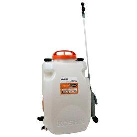 工進 KOSHIN SLS-15 充電式噴霧器 専用充電器付き タンク容量:15L