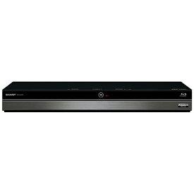 シャープ SHARP 2B-C10BT3 ブルーレイレコーダー AQUOS(アクオス)ブルーレイ 4K Ultra HD 再生対応 [1TB /3番組同時録画][2BC10BT3]