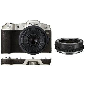 キヤノン CANON EOS RP ミラーレス一眼カメラ RF35 MACRO IS STM マウントアダプターSPキット ゴールド [単焦点レンズ][EOSRPGL35MISMADK]※受注後約1か月でのお届予定