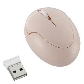 ナカバヤシ Nakabayashi MUS-RIT159P マウス Digio2 CorotPocket ピンク [IR LED /3ボタン /USB /無線(ワイヤレス)][MUSRIT159P]