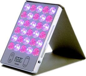 アイキャッチ Eyecatch EC016BTAC-1X 美顔器 真実の鏡 Beauty-Antimir LED pad(アンティミル エルイーディー パッド) [LED美顔器 /国内・海外対応][EC016BTAC1X]【ribi_rb】