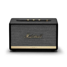Marshall マーシャル ZMS-1001900 Marshall ACTON II Bluetooth Black ACTON BT II BLACK ブラック [Bluetooth対応][マーシャル スピーカー ZMS1001900]