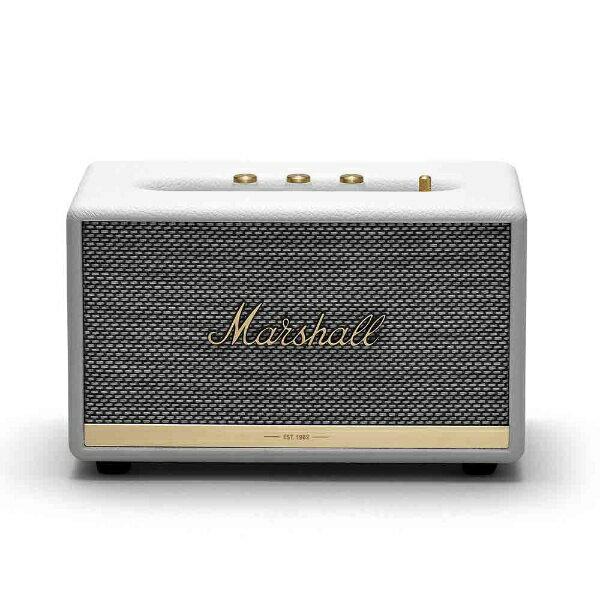 MARSHALL ZMS-1001901 Marshall ACTON II Bluetooth White [Bluetooth対応][ZMS1001901]