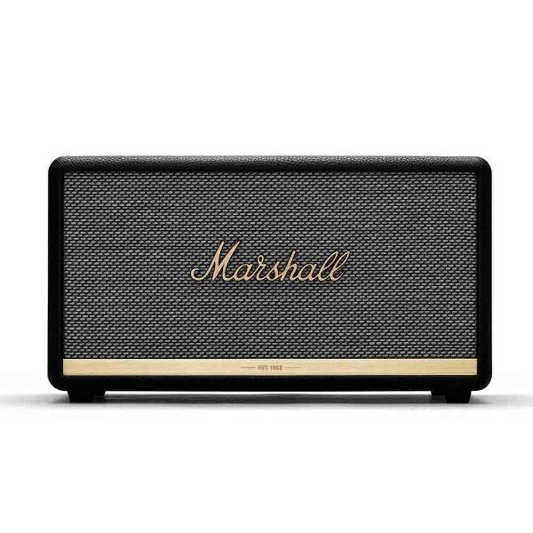 MARSHALL ZMS-1001902 Marshall Stanmore Bluetooth II Black [Bluetooth対応][ZMS1001902]