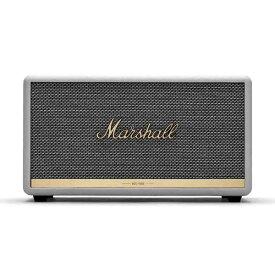 Marshall マーシャル ZMS-1001903 Marshall Stanmore Bluetooth II White STANMORE BT II WHITE ホワイト [Bluetooth対応][マーシャル ブルートゥース スピーカー ZMS1001903]