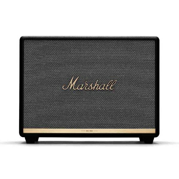MARSHALL ZMS-1001904 Marshall Woburn Bluetooth II Black [Bluetooth対応][ZMS1001904]