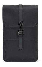 レインズ RAINS Rains Backpack Black O.S 12200104 ブラック