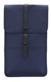 レインズ RAINS Rains Backpack Blue O.S 12200204 ネイビー