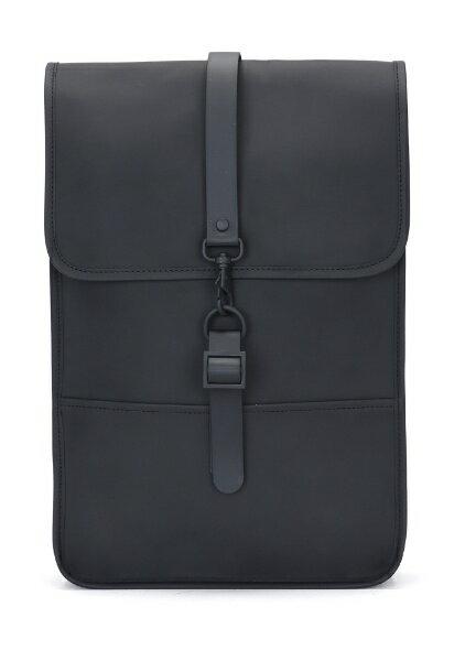 レインズ RAINS Rains Backpack Mini Black O.S 12800104 ブラック