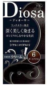 シュワルツコフヘンケル Henkel Japan パオン ディオーサ クリーム 6 ダークブラウン〔カラーリング剤〕