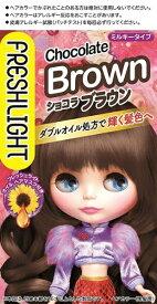 シュワルツコフヘンケル Henkel Japan フレッシュライト ミルキーヘアカラー ショコラブラウン