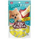 ペットライン PETLINE ごほうびわんダフルシニア犬国産鶏笹身チーズ味48g【wtpets】