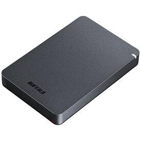 BUFFALO バッファロー HD-PGF2.0U3-BBKA 外付けHDD ブラック [ポータブル型 /2TB][HDPGF2.0U3BBKA]