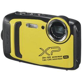 富士フイルム FUJIFILM XP140 コンパクトデジタルカメラ FinePix(ファインピックス) イエロー [防水+防塵+耐衝撃][FFXXP140Y]