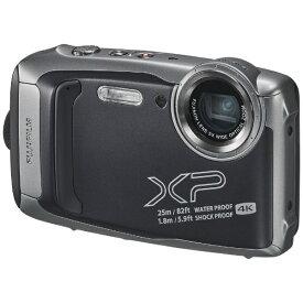 富士フイルム FUJIFILM XP140 コンパクトデジタルカメラ FinePix(ファインピックス) ダークシルバー [防水+防塵+耐衝撃][FFXXP140DS]