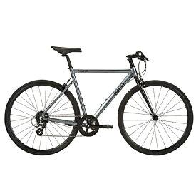 TERN ターン 650×28C型 クロスバイク Clutch(480mm/GM/8段変速)【適用身長:155〜170cm】【組立商品につき返品不可】【b_pup】 【代金引換配送不可】