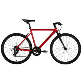 TERN ターン 650×28C型 クロスバイク Clutch(510mm/RD/8段変速)【適用身長:165〜175cm】【組立商品につき返品不可】【b_pup】 【代金引換配送不可】