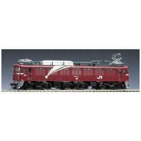 トミーテック TOMY TEC 【HOゲージ】HO-2008 JR EF81形電気機関車(81号機・北斗星)