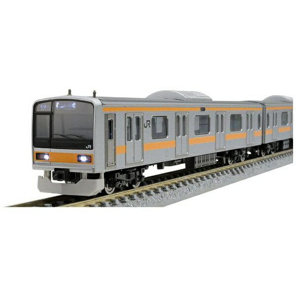 【2019年7月】 トミーテック TOMY TEC 【Nゲージ】98334 JR 209-1000系通勤電車(中央線)基本セット(4両)【発売日以降のお届け】