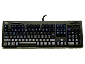 THERMALTAKE サーマルテイク KB-NPP-TRBLJP-01 ゲーミングキーボード Tt eSPORTS Neptune Pro Brown Switch NEPTUNE Proシリーズ ブラック [USB /有線][KBNPPTRBLJP01]