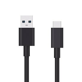 UQ mobile UQ モバイル 【UQMOBILE純正】HUAWEI USB3.0ケーブル TYPE-C/USB-A (UQ) 01HWHUU -