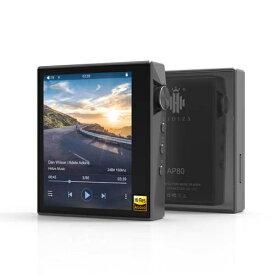 HIDIZS ヒディス デジタルオーディオプレーヤー Glay AP80-GY [1TB /ハイレゾ対応][AP80GY]