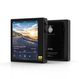 HIDIZS ヒディス デジタルオーディオプレーヤー Black AP80-BK [1TB /ハイレゾ対応][AP80BK]