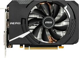 MSI エムエスアイ MSI GeForce GTX 1660 Ti AERO ITX 6G OC GeForceGTX1660TiAEROITX6GOC [6GB /GeForce GTXシリーズ]【バルク品】