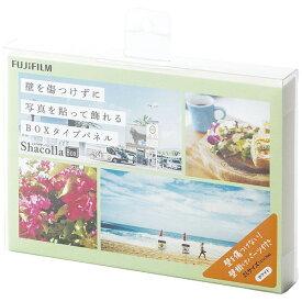富士フイルム FUJIFILM ShacollaBox(シャコラボックス) 2Lサイズ ホワイト