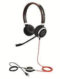 JABRA ジャブラ 100-55910000-99 ヘッドセット Jabra Evolve 40 SME [φ3.5mmミニプラグ+USB /両耳 /ヘッドバンドタイプ][1005591000099]