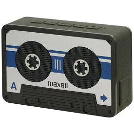 マクセル Maxell 【ビックカメラグループオリジナル】ブルートゥーススピーカー MXSP-BT90SL[MXSPBT90SL]【point_rb】