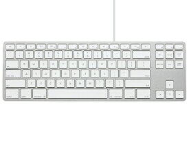 MATIAS マティアス キーボード Matias Wired Aluminum keyboard for Mac FK308S [USB /有線][FK308S]