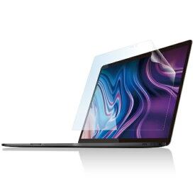 エレコム ELECOM MacBookAir13inch/保護フィルム/エアーレス/フッ素抗菌/高光沢 EF-MBAR13FLTG[EFMBAR13FLTG]