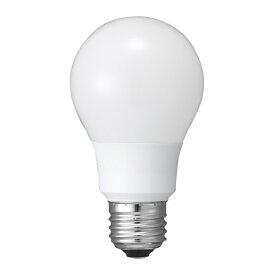ヤザワ YAZAWA 一般電球形LED 60W相当 電球色 調光対応 LDA8LGD2 [E26 /電球色]